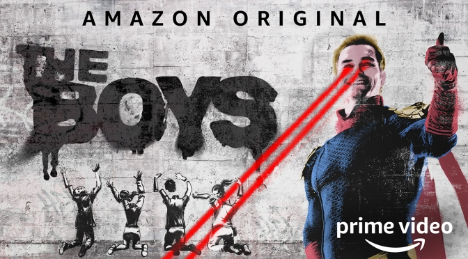 AMAZON PRIME REVIEWS FEATURING: THE BOYS (S1), THE EXPANSE (S1) and PREACHER (S1)
