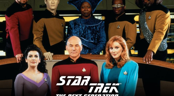 TO BOLDLY REVIEW #9 – STAR TREK: NEXT GENERATION (1990 – 1991)– SEASON 4