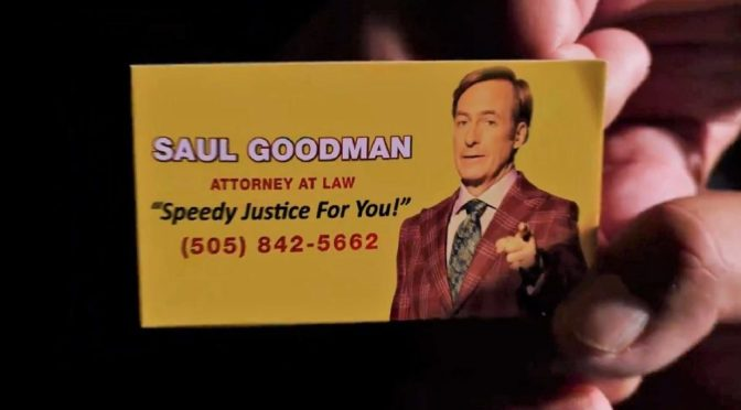NETFLIX TV REVIEW – BETTER CALL SAUL (2020) – SEASON 5