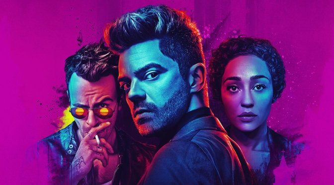 AMAZON PRIME REVIEW -PREACHER (2016 – 2019) – S1-S4