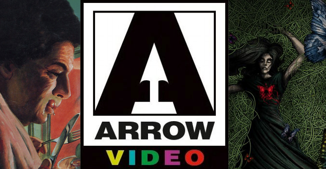 ARROW VIDEO – GOOD , BAD AND WEIRD FILM REVIEWS!