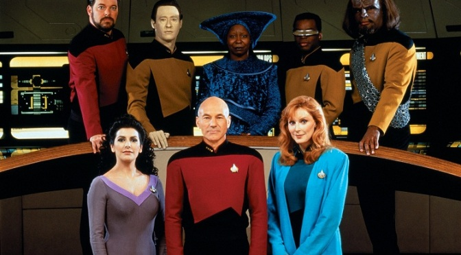 TO BOLDLY REVIEW #10 – STAR TREK: NEXT GENERATION (1991 – 1992) – SEASON 5