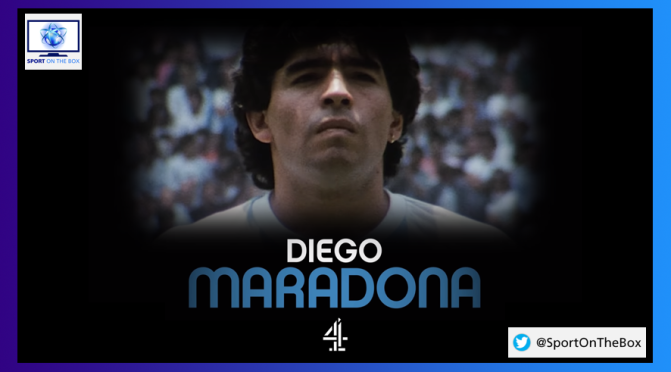 ALL 4 FILM REVIEW: DIEGO MARADONA (2019)