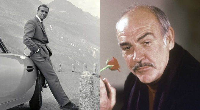 MY CINEMATIC ROMANCE #21 – SEAN CONNERY (R.I.P 1930 – 2020)