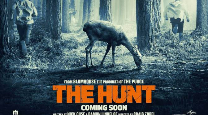 SKY CINEMA REVIEW: THE HUNT (2020)