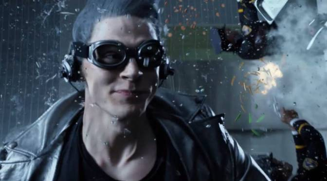 CLASSIC MOVIE SCENE #15 – X-MEN: DAYS OF FUTURE PAST (2014) – QUICKSILVER BREAKS OUT MAGNETO!