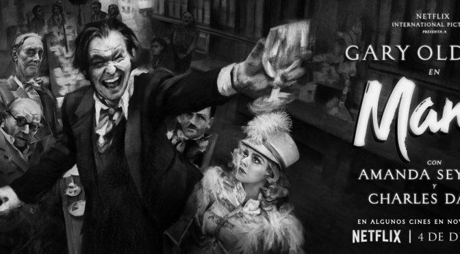 NETFLIX FILM REVIEW: MANK (2020)