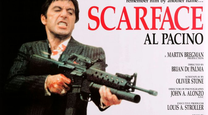 CLASSIC FILM REVIEW – SCARFACE (1983) – YOUTUBE VIDEO