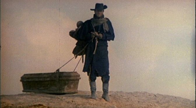 CULT FILM REVIEW: DJANGO (1966)