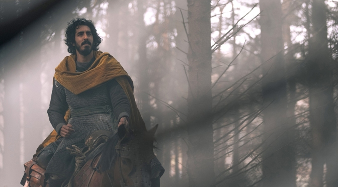 CINEMA REVIEW: THE GREEN KNIGHT (2021)